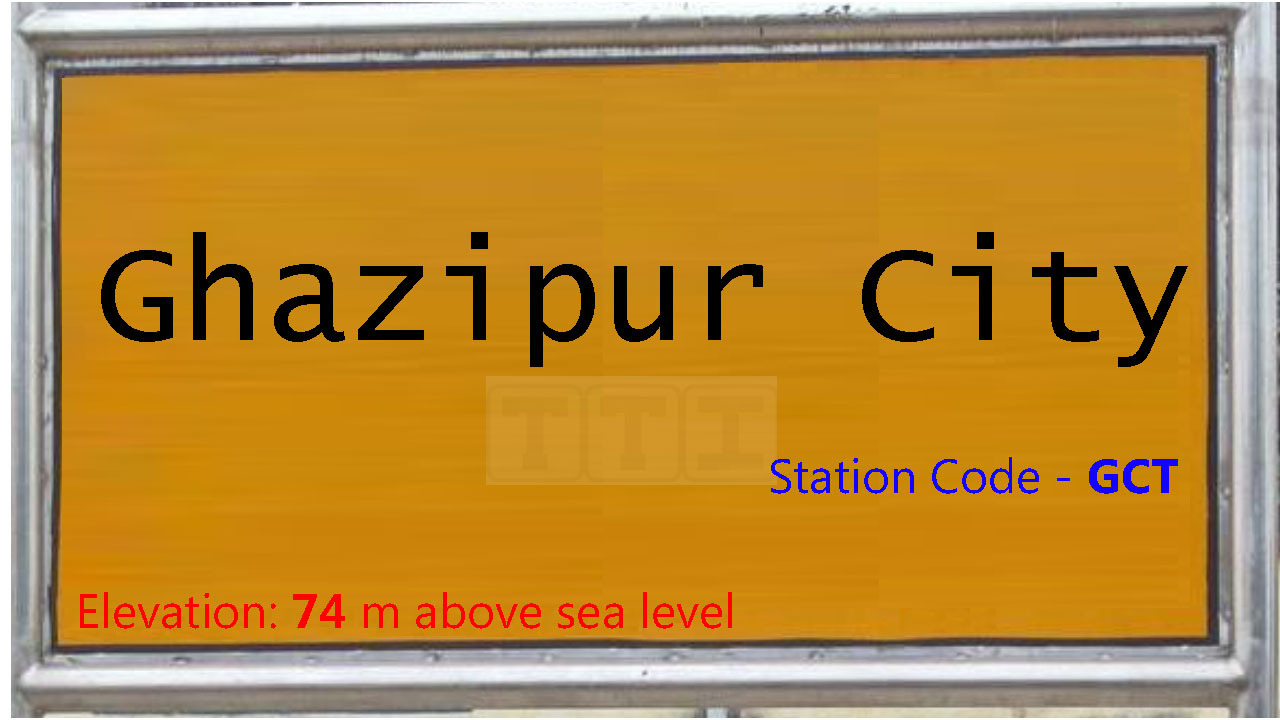Ghazipur City