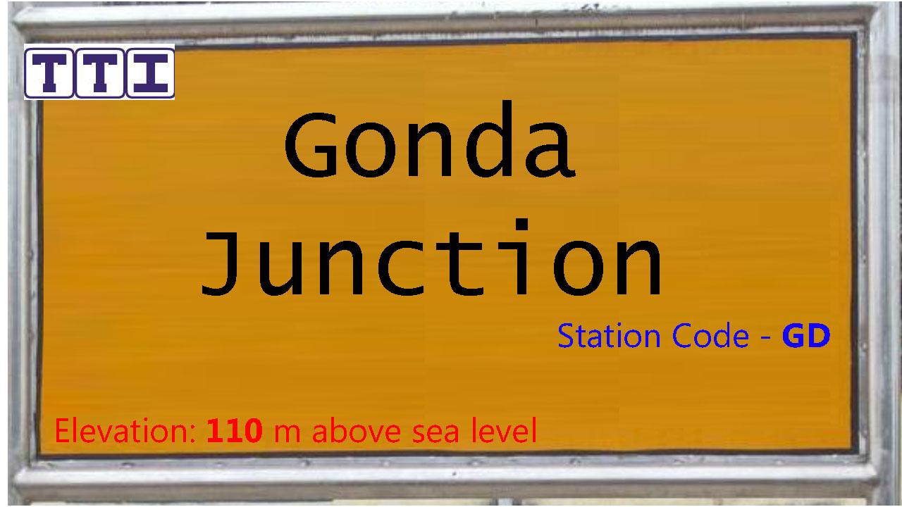 Gonda Junction