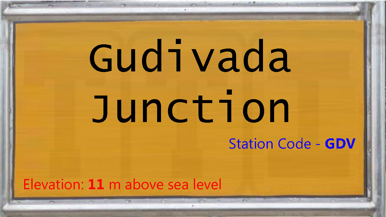 Gudivada Junction