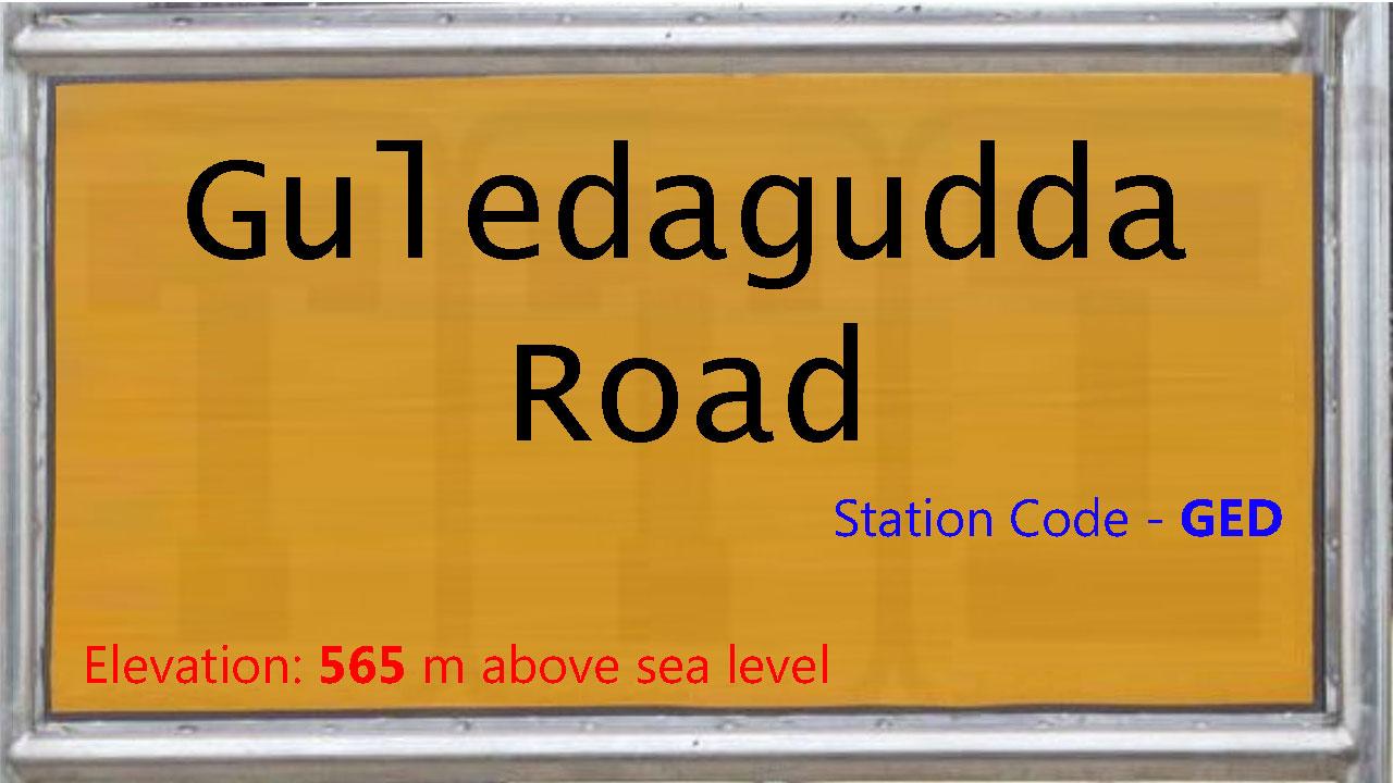 Guledagudda Road