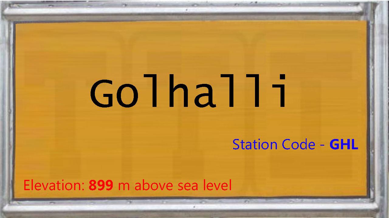 Golhalli