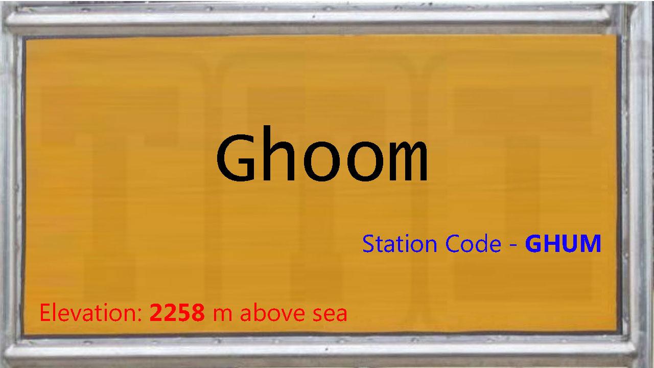 Ghoom