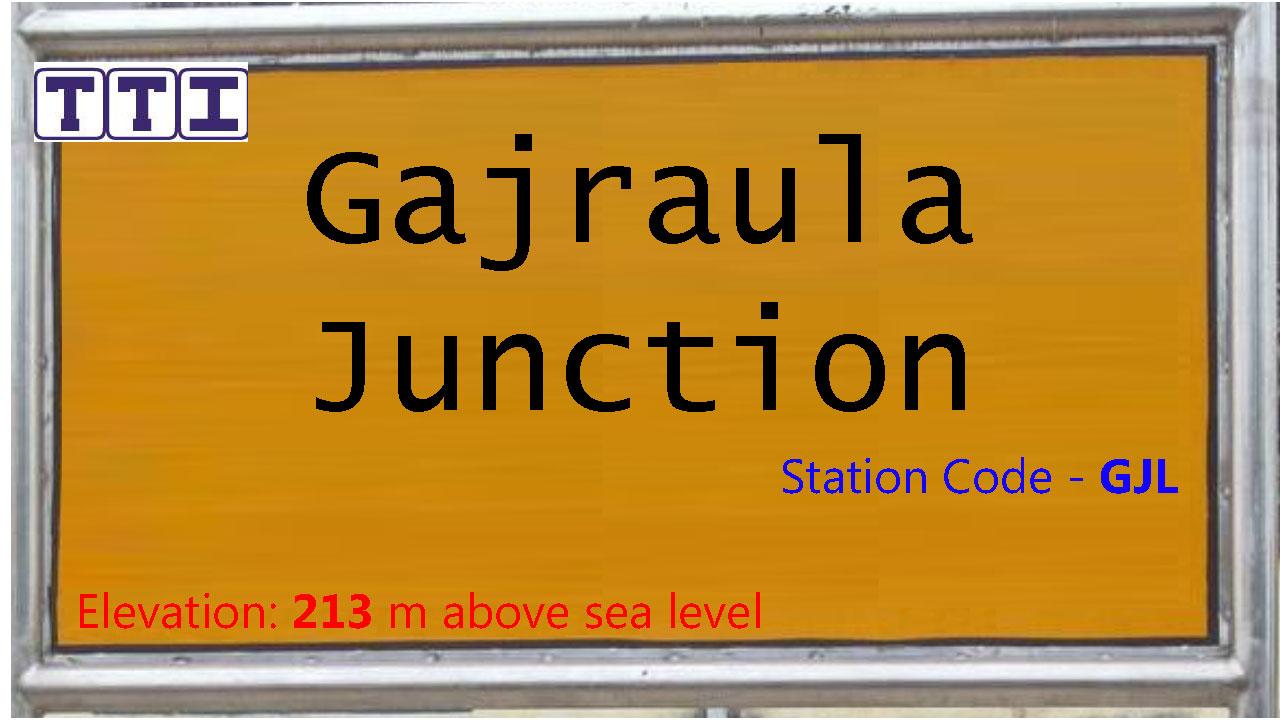Gajraula Junction