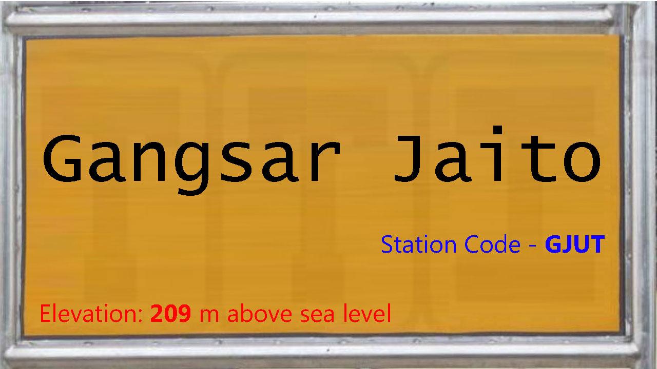 Gangsar Jaito