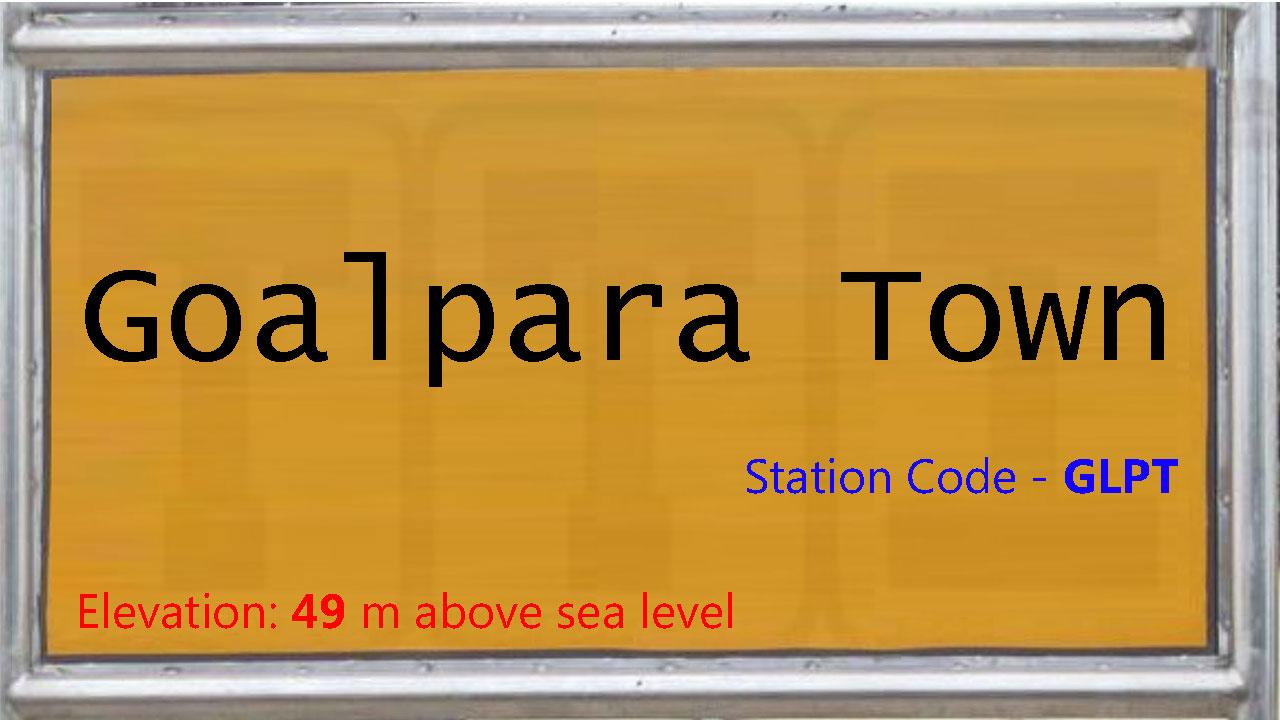 Goalpara Town