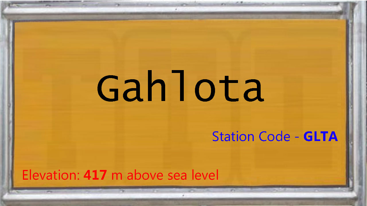 Gahlota