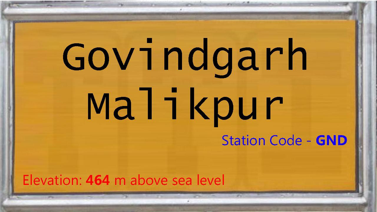 Govindgarh Malikpur