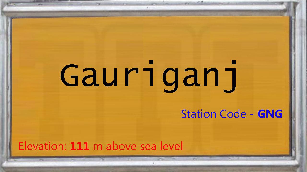 Gauriganj