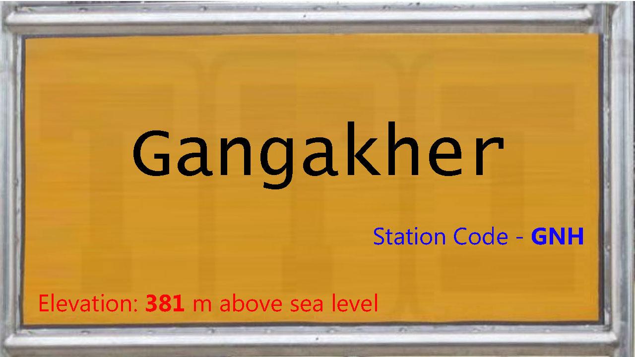 Gangakher