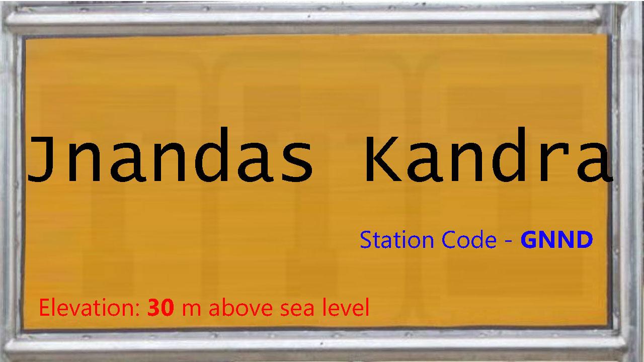 Jnandas Kandra