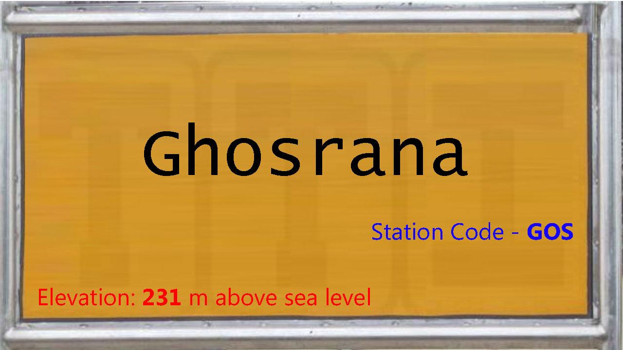 Ghosrana