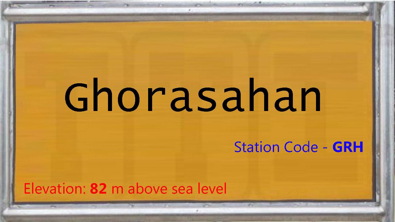 Ghorasahan