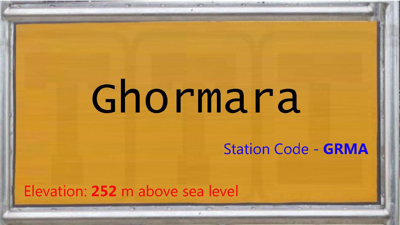 Ghormara