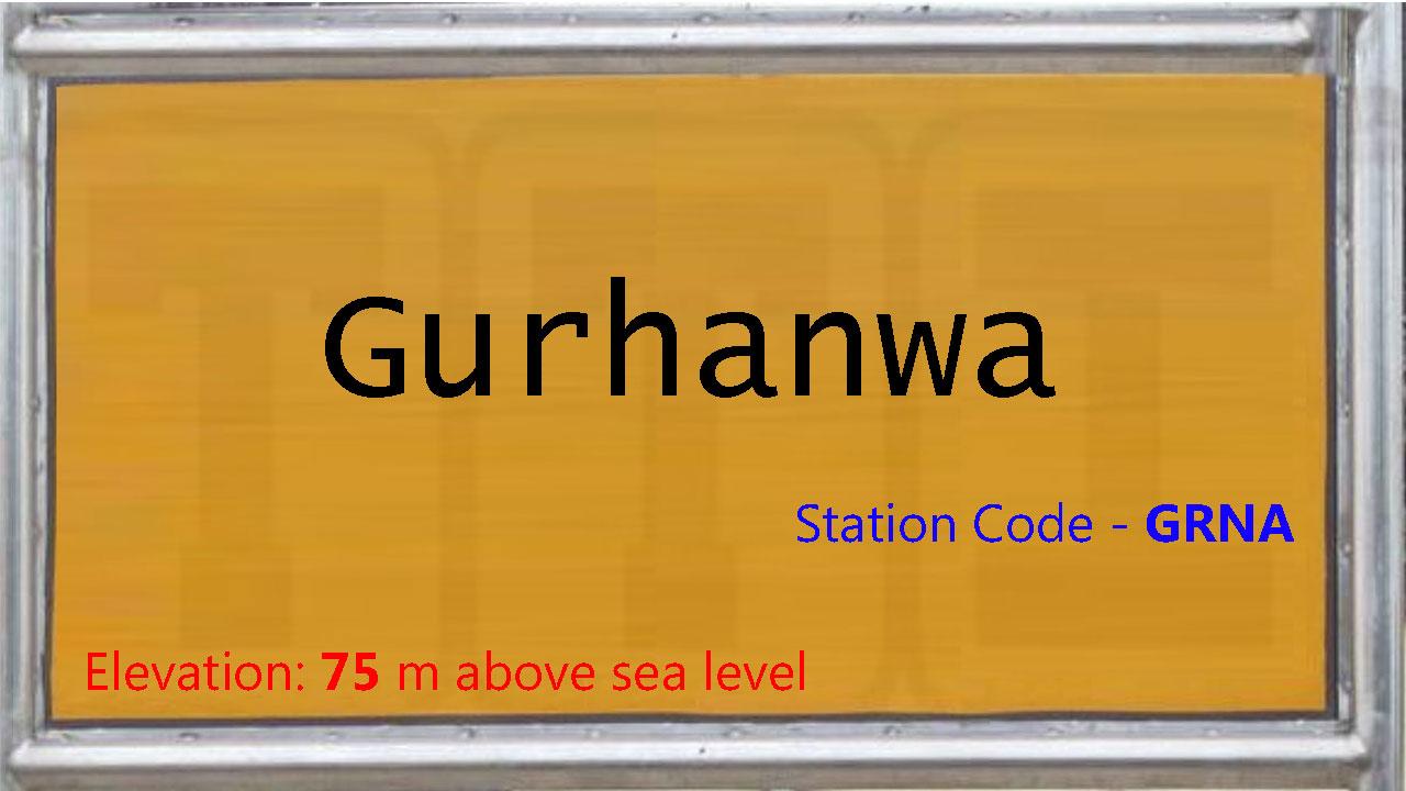 Gurhanwa Flag