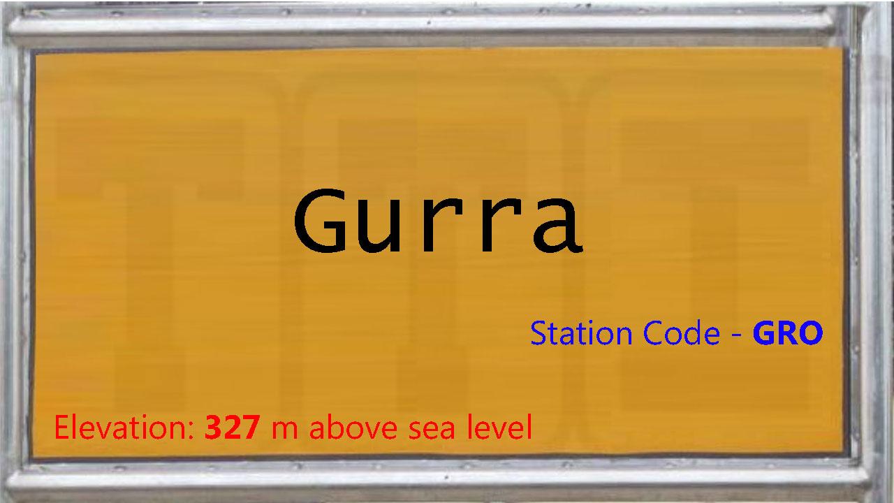 Gurra