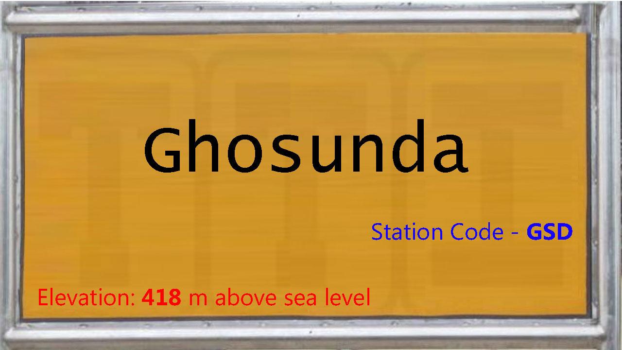 Ghosunda