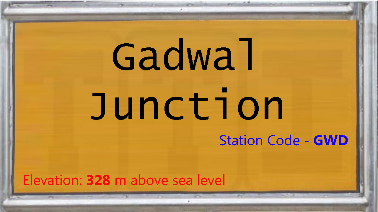 Gadwal Junction