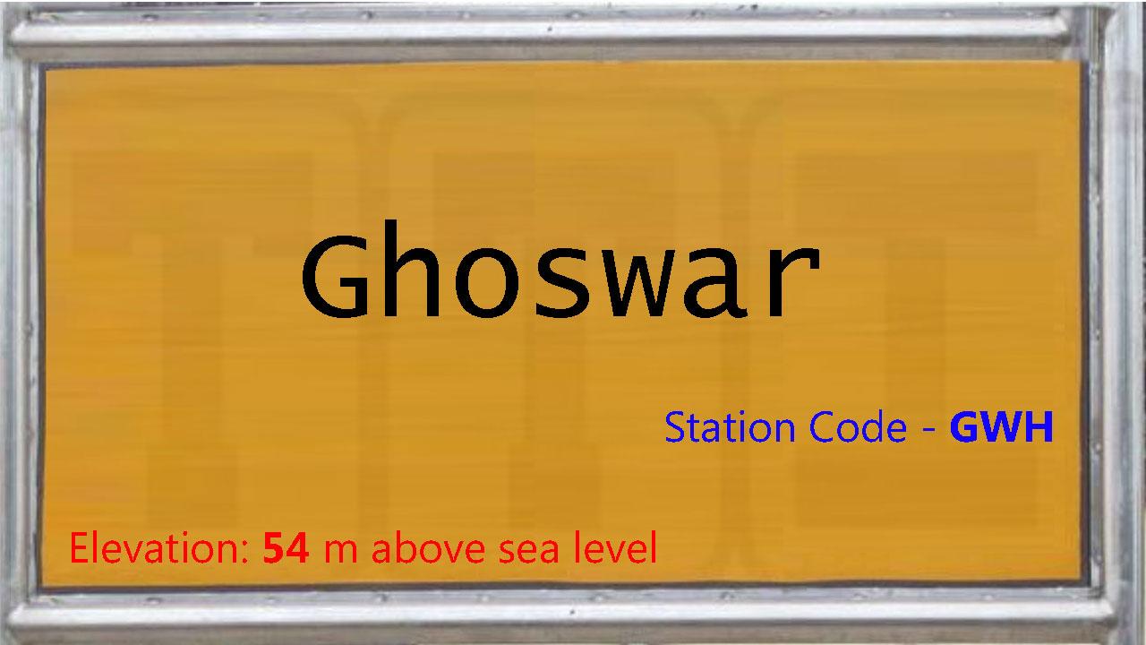 Ghoswar