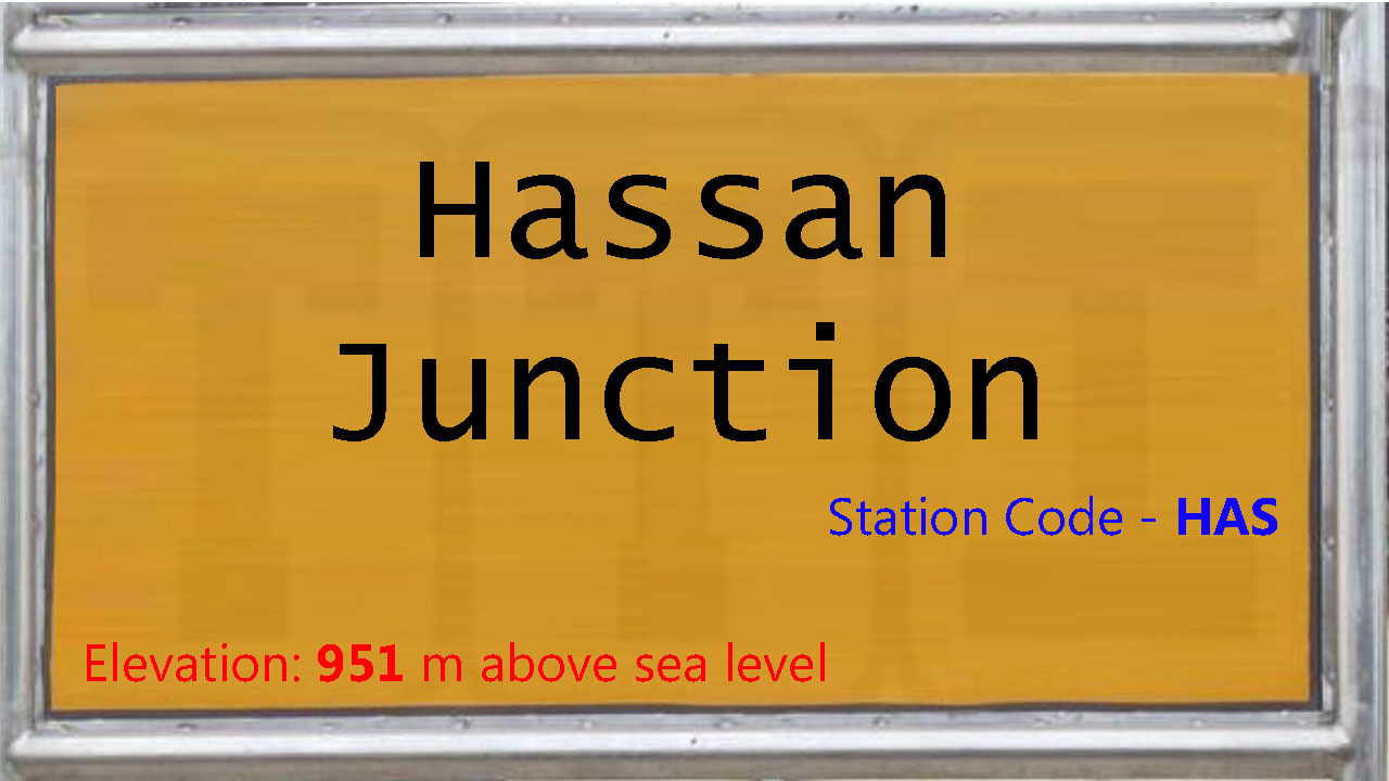 Hassan Junction