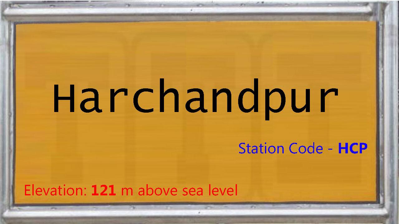Harchandpur