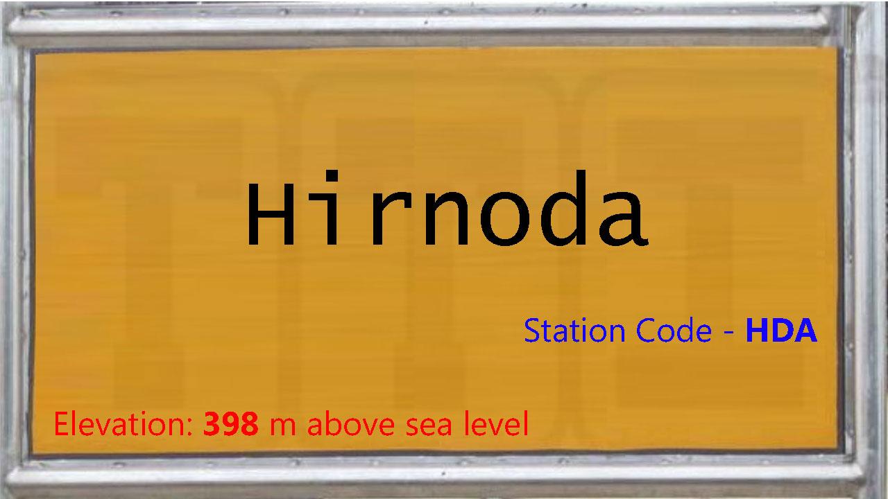 Hirnoda