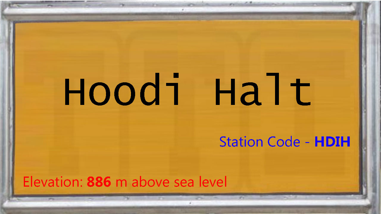Hoodi Halt