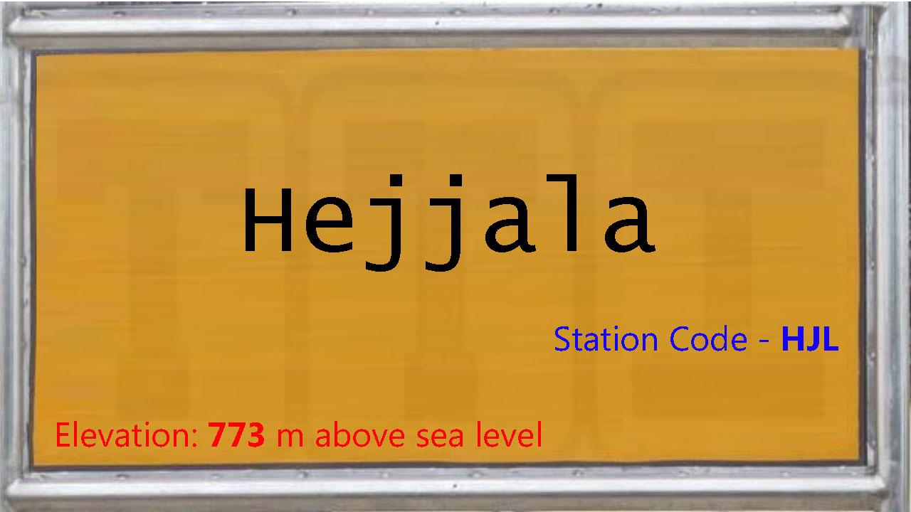 Hejjala