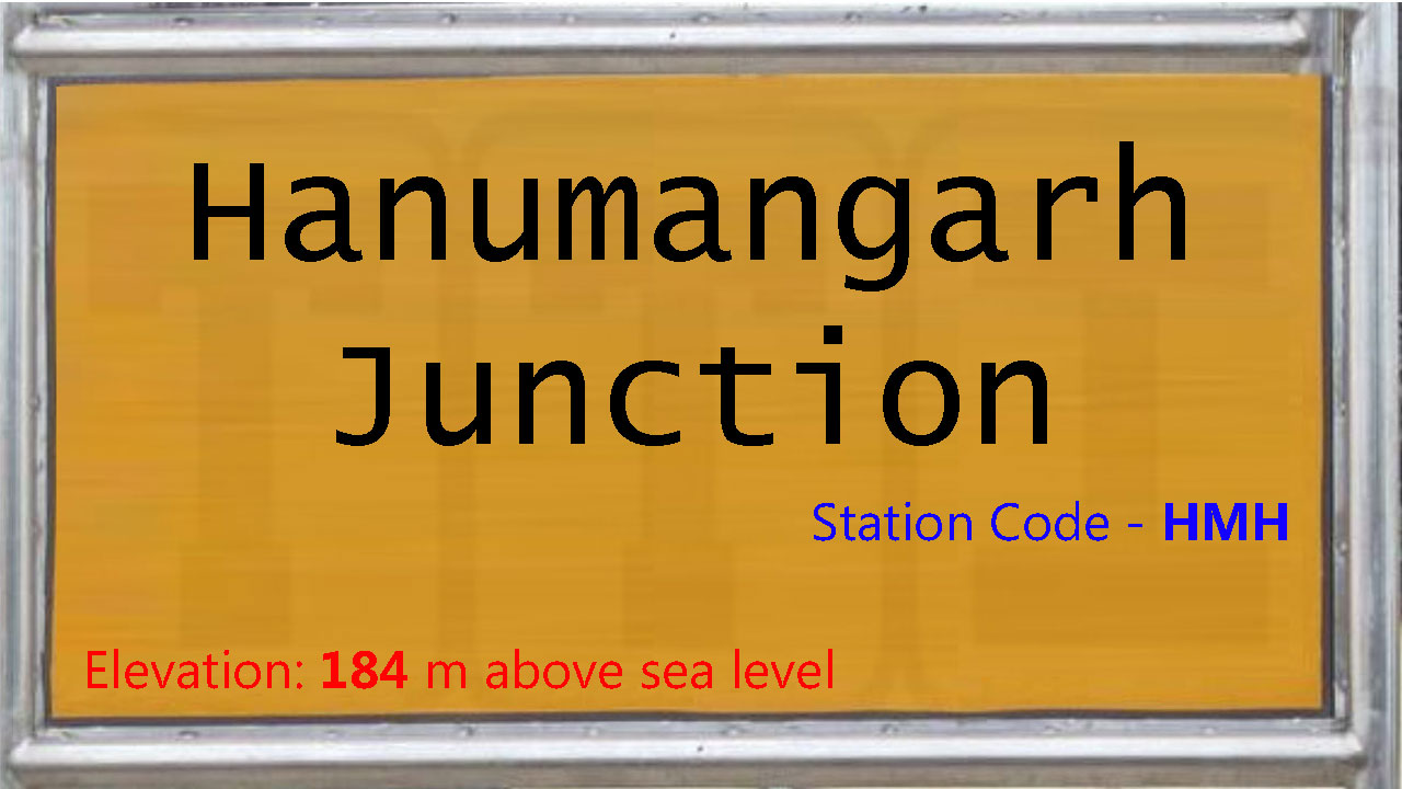 Hanumangarh Junction