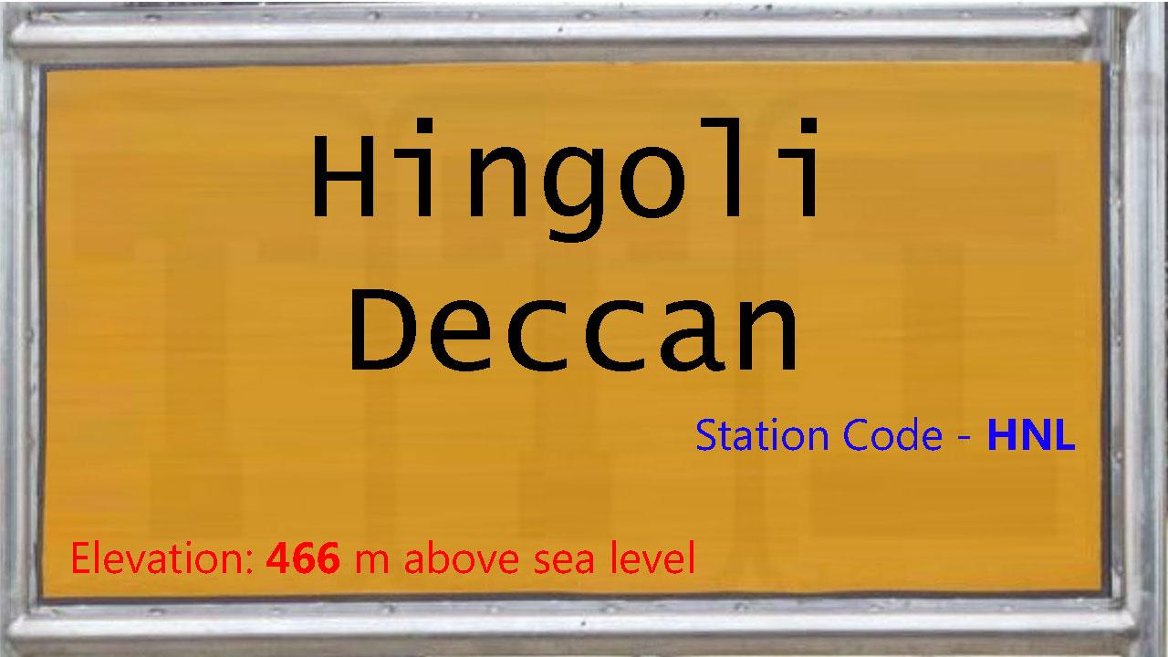 Hingoli Deccan