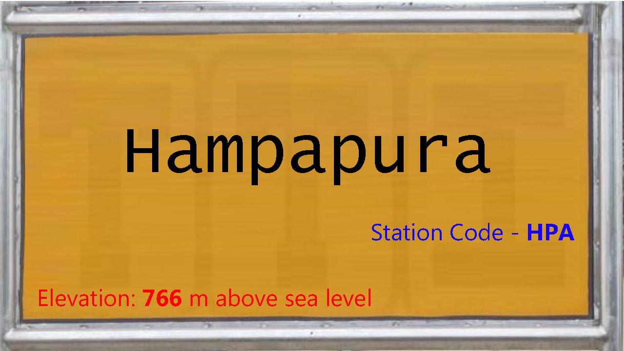 Hampapura