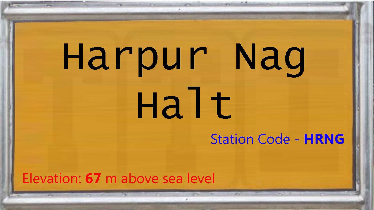 Harpur Nag Halt