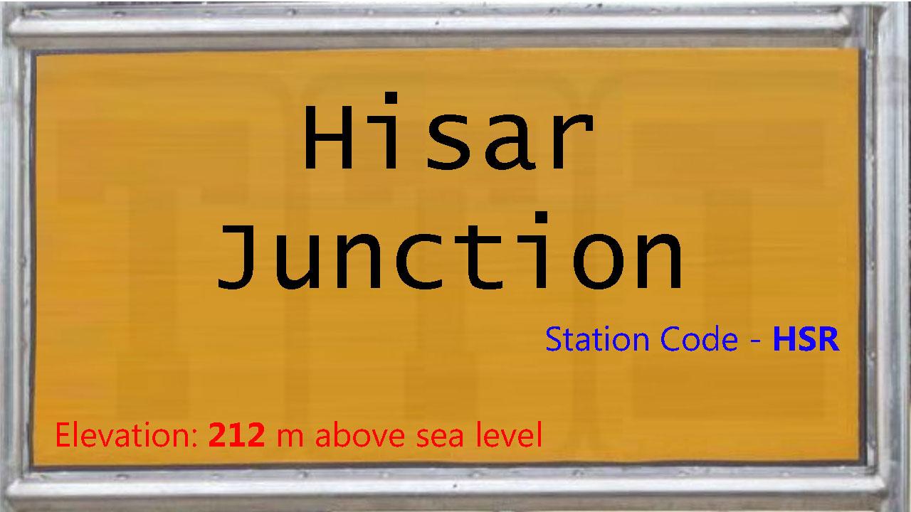 Hisar Junction