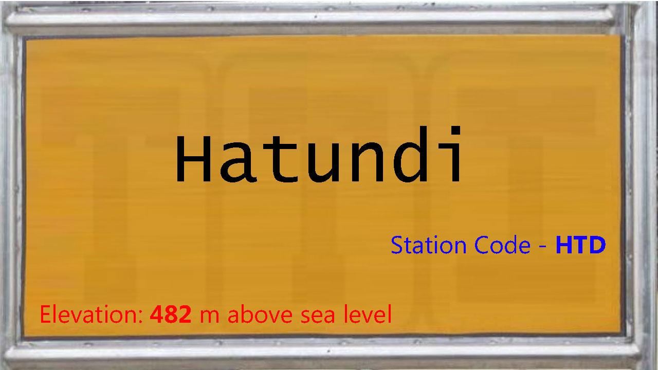 Hatundi