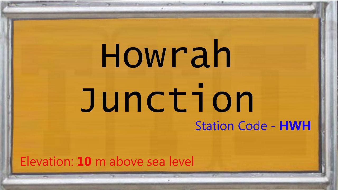 Howrah Junction