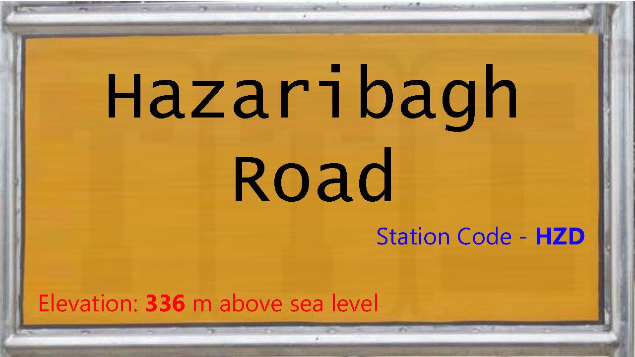 Hazaribagh Road