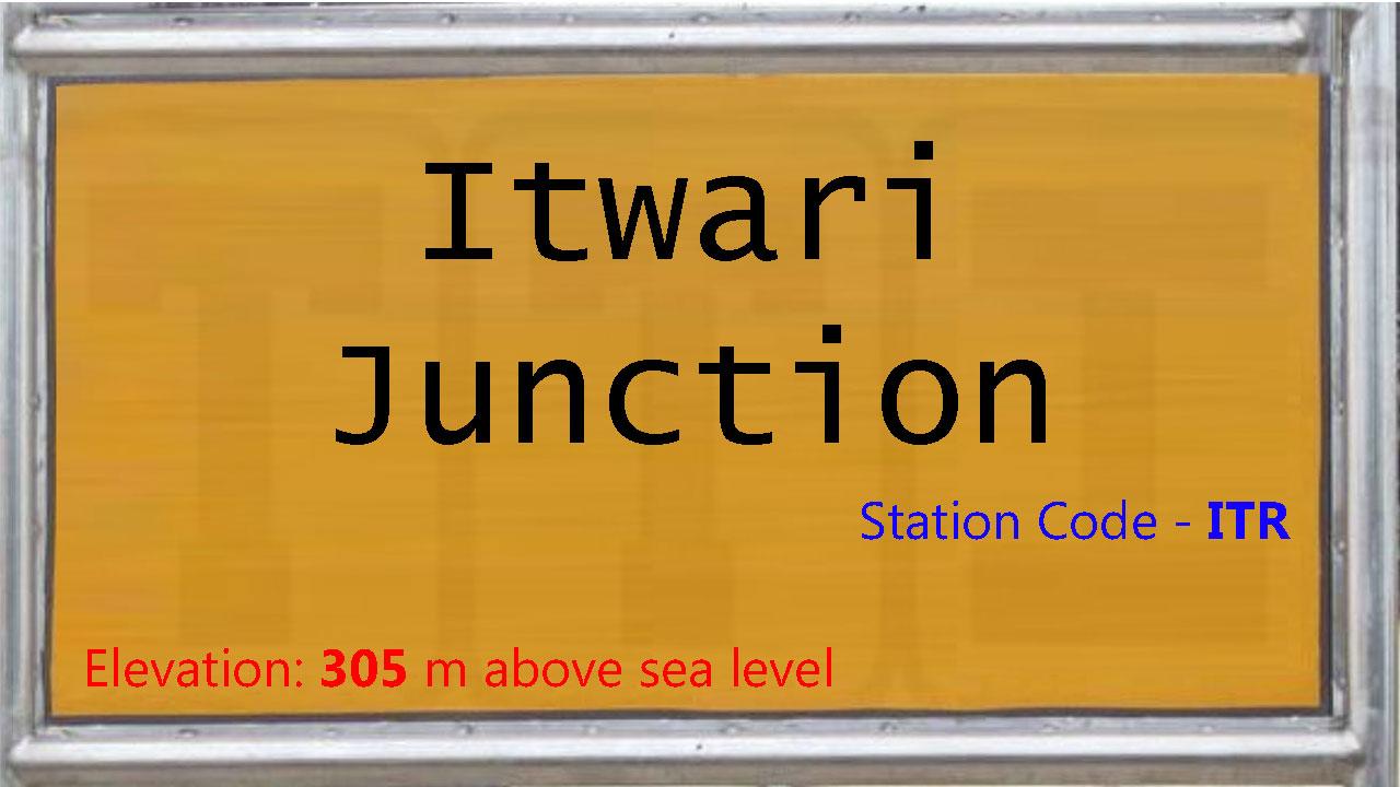 Itwari Junction