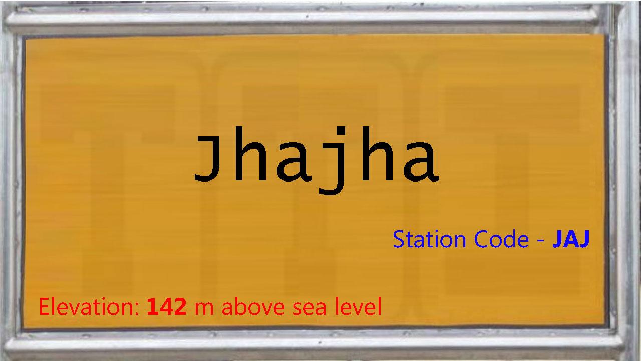 Jhajha