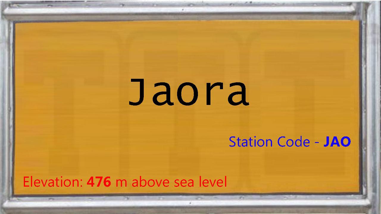 Jaora