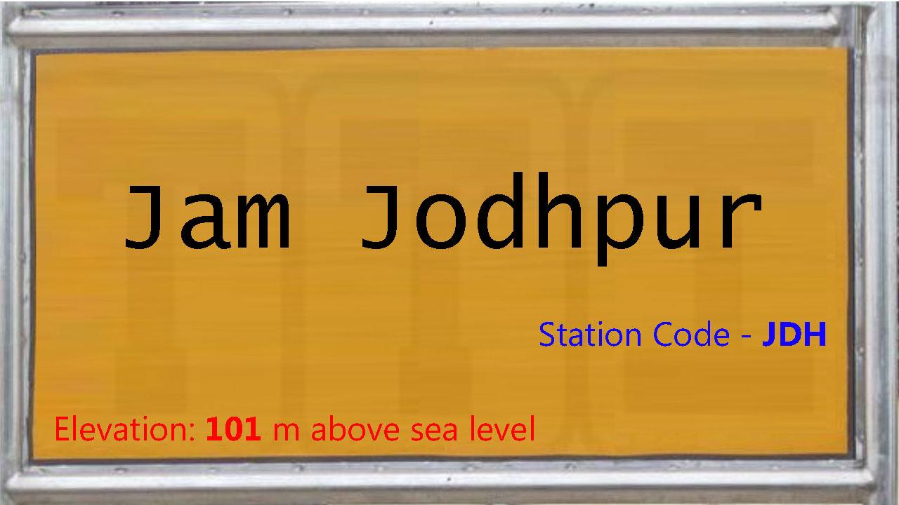 Jam Jodhpur