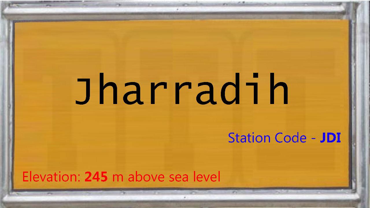 Jharradih