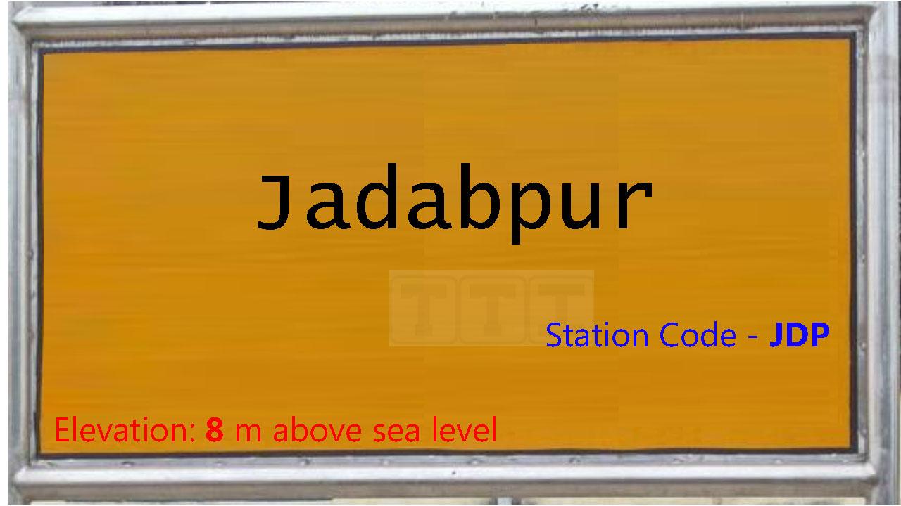 Jadabpur