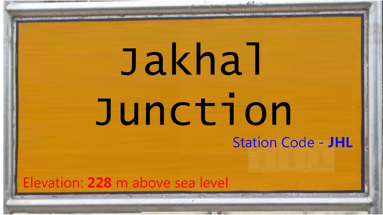 Jakhal Junction