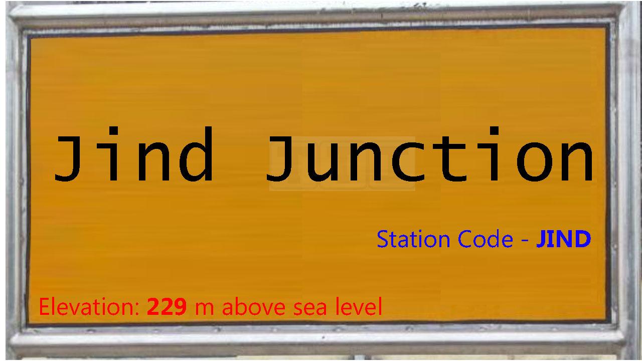 Jind Junction