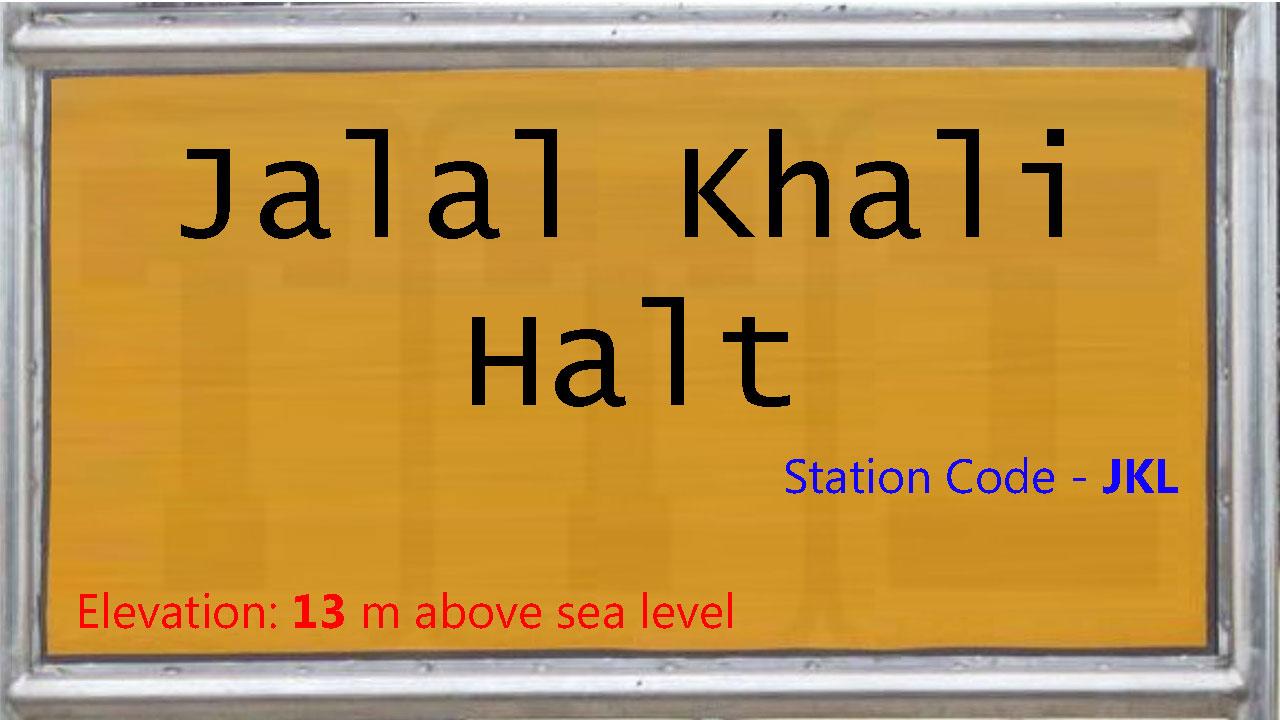 Jalal Khali