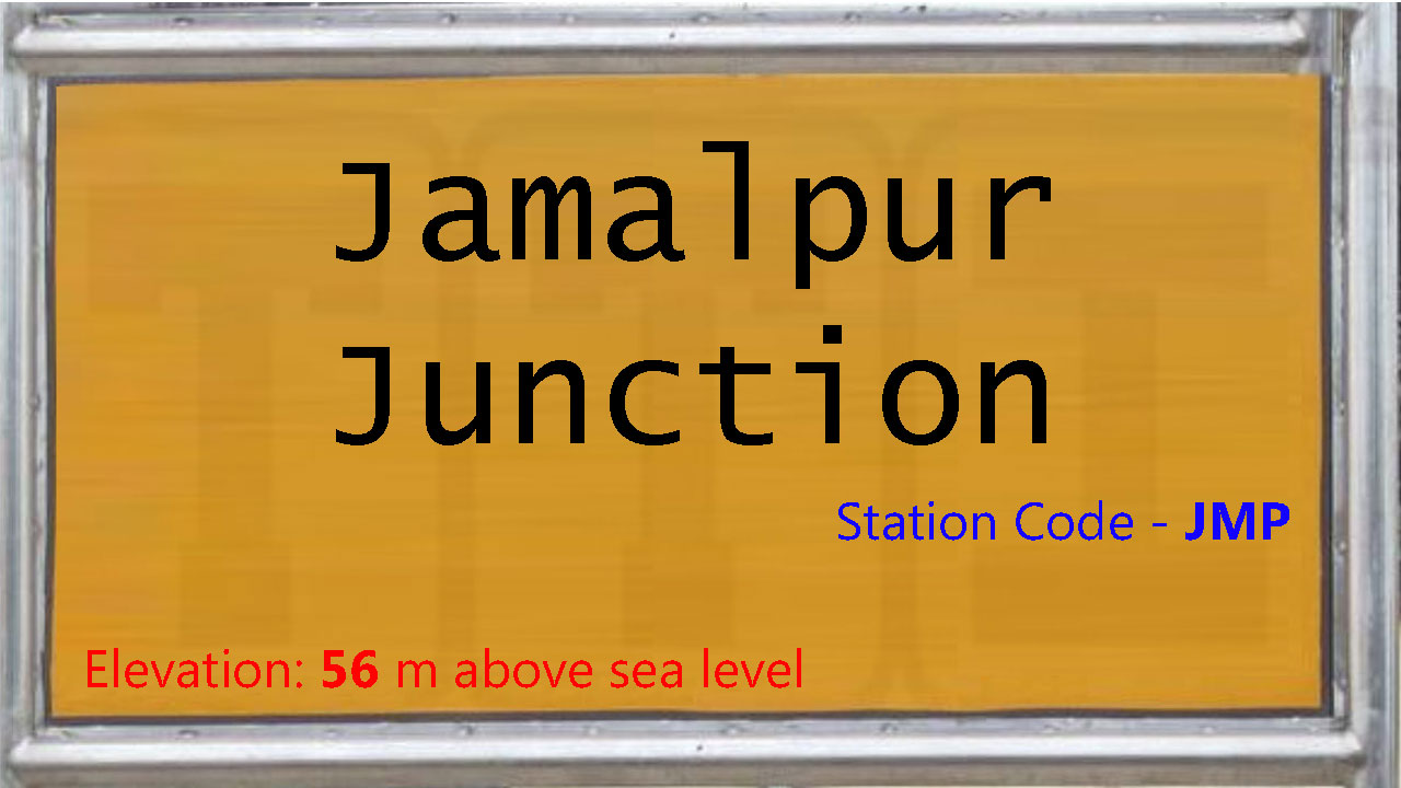 Jamalpur Junction