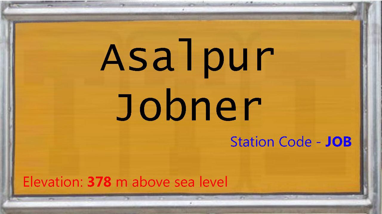 Asalpur Jobner