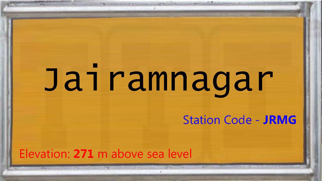Jairamnagar