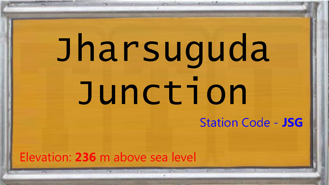 Jharsuguda Junction