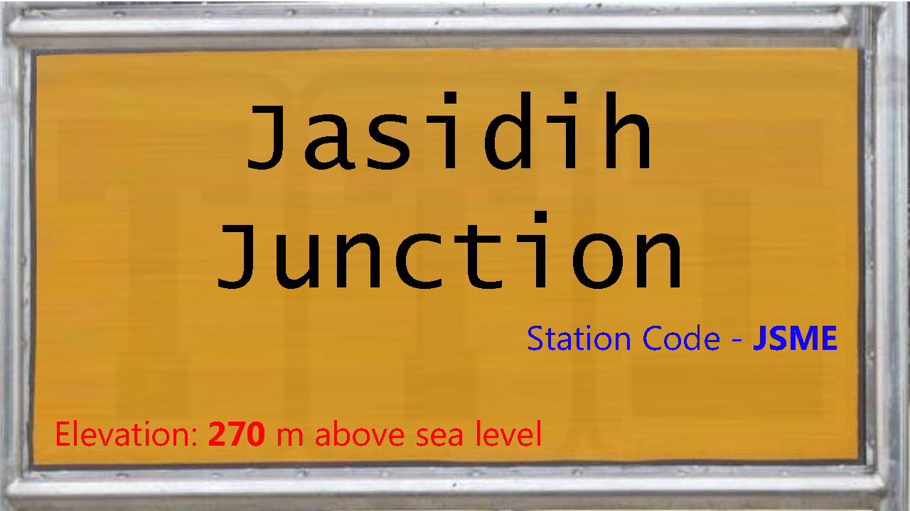 Jasidih Junction
