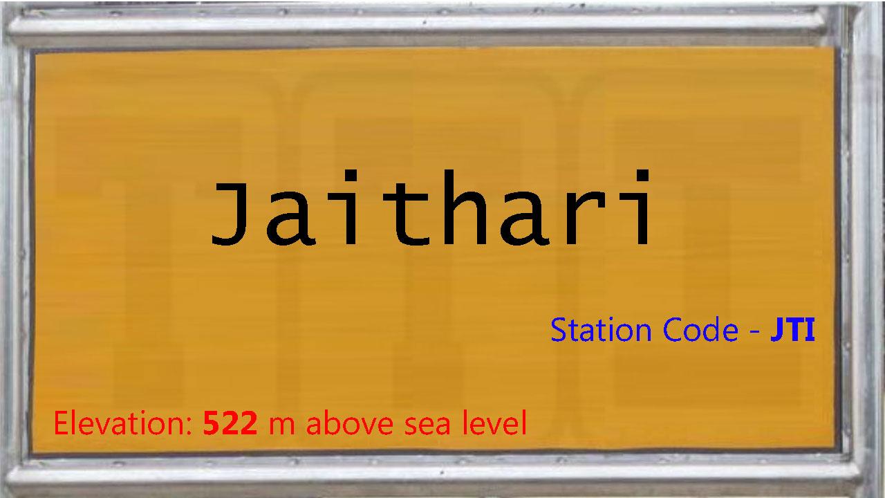 Jaithari